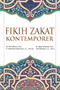 Image of Fikih Zakat Kontemporer